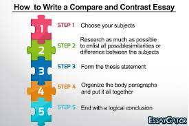 how to write a comparison and contrast essay Write comparison essay How to Write Comparison and Contrast Essays  Write comparison essay How to Write Comparison and Contrast Essays
