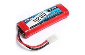 <b>Аккумулятор nVision NiMh</b> 7.2V 6S 4200 mAh - купить в Rc-like