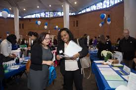 career and professional development student affairs mercy college spring 2017 career fair
