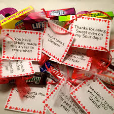 candy notes of appreciation scholastic
