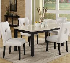 Granite Dining Room Tables 60 Inch Dining Table W Faux Marble Top 3270 60 At Beyond Stores