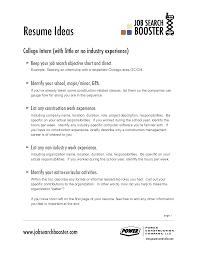 sample objectives for resumes berathen com sample objectives for resumes to get ideas how to make astonishing resume 16