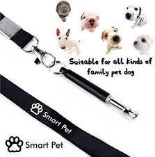 SmartPet Dog Whistle | Professional Dog Whistle To ... - Amazon.com