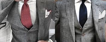 70 <b>Grey</b> Suit Styles For <b>Men</b> - Classic Male Fashion <b>Ideas</b>
