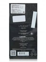 <b>Парфюмерная</b> вода 100 мл <b>Oriental Zinc Lalique</b> (425196) купить ...