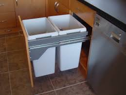 Kitchen Cabinet Garbage Drawer Kitchen Cabinets Great Storage Solutions For You Quinjucom