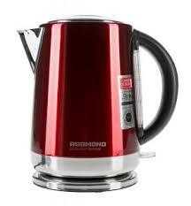 <b>Чайник</b> металлический <b>Redmond RK</b>-<b>M148</b> Красный купить ...