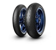 <b>Metzeler Racetec RR Rain</b> 120/70 R17 motorcycle All-season tyres ...