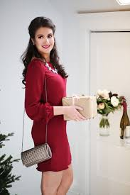affordable looks for all your holiday parties the everygirl holiday fashion lulus work party 1 jpg
