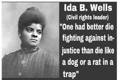 ida b wells quotes - Google Search | HWIC | Pinterest | Women ...