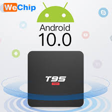 Android 10 Smart TV Box <b>T95 Super</b> Smart Android TV Box ...