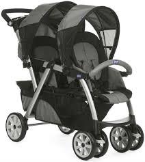 <b>Коляски для двойни</b> (погодок) серые: купить коляску для ребенка ...
