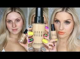 First Impression Review <b>Bobbi Brown</b> Skin Foundation SPF15 ...