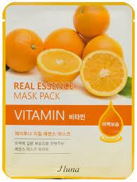 <b>Тканевая маска с</b> витаминами, 25 мл, Juno — купить в интернет ...