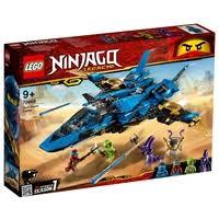 <b>Конструктор LEGO Ninjago</b> 70668 <b>Штормовой</b> истребитель Джея ...