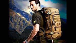 <b>Outdoor Tactical Sports</b> Camping Hiking Rucksack Backpack - video ...