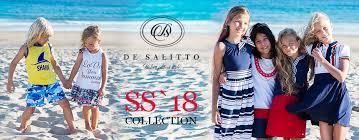 <b>De Salitto</b> - интернет-магазин детской одежды. Модная детская ...