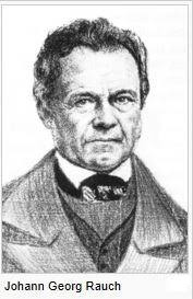 1831 kaufte er eine Spielkartenfabrik von Johann Bernhard Zündel ab, der ebenfalls im Schweizerregiment «Ziegler» in den Niederlanden gedient hatte. - Johann-Georg-Rauch