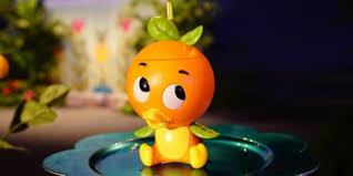 Disney World's orange cream slushy served in Orange <b>Bird</b> souvenir ...