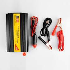 TRP TRADERS 500W Watt <b>Car Auto Inverter</b>/ Converter <b>12V</b> Dc To ...