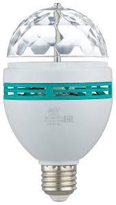 <b>Лампа</b> светодиодная <b>REV</b> Disco RGB, E27, <b>A60</b>, 3Вт — купить по ...