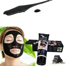 black mask for pig nose mask remove blackhead acne remover clear head clean face care cosmetic 10pcs