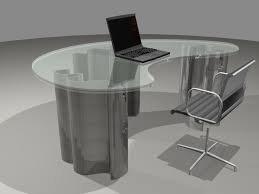 good office table glass th19 awesome db mrbig glass top