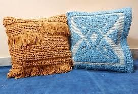 Throw Cover Sofa <b>Cushion</b> Case <b>2 Pcs</b> Kilim <b>Pillow</b> Cover Cotton ...