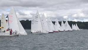 Catch-up day <b>Vintage Gold</b> Cup >> Scuttlebutt Sailing News