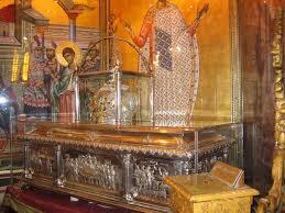 Αποτέλεσμα εικόνας για αγιος δημητριος θεσσαλονικη κατακομβες