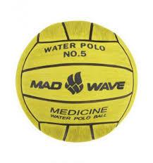 <b>Мяч для водного поло</b> Medicine Ball №5 900 гр - купить за 3385 ...