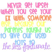 Jealous Ex Quotes. QuotesGram