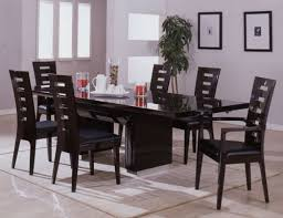 modern dining table teak classics: full size of dining roomimpressive minimalist dining space presented with round wooden table as