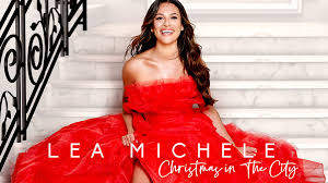 Lea Michele - Christmas in the City album review - Entertainment ...