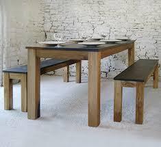 dining set bench seating