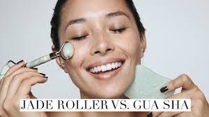 Jade Roller vs. Gua Sha   NO Wrinkles NO Breakouts!   aja dang ...