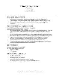 sample resume medical administrative assistant resume best exles    sample resume administrative assistant resume objective statement