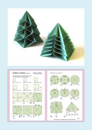 images about origami for christmas my designs on pinterest    origami  diagrams  bialbero di natale   double christmas tree  designed and folded by