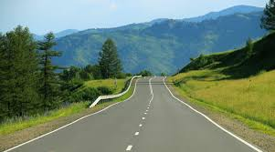 career exploration planning oite careers blog image of green mountains and a road