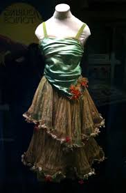 yvonne lefort ma coming to california an essay in seven parts one of la estrellita s theatrical costumes featured in omca s gallery of california history collection