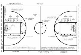 college basketball floor  shuffleboard court  feature strips    more views  basketball court diagram