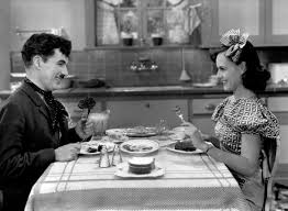 spend valentine s day charlie chaplin the cape cod film society 004 paulette goddard and charlie chaplin theredlist