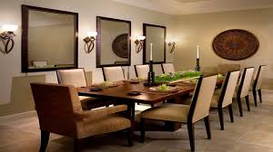 Mirror For Dining Room Wall Accent Walls In Dining Room Dining Room Wall Decorating Ideas
