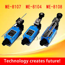 ME <b>8104</b> ME <b>8107 ME 8108</b> Limit Switch TZ <b>8104</b> Rotary Plastic ...