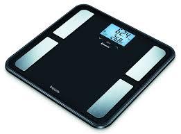 Купить <b>Напольные весы BEURER</b> BF850, цвет: черный в ...