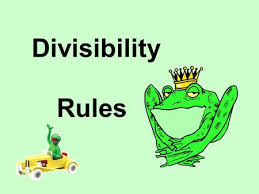 DIVISIBILITY RULES LESSON    Dividing by   All even numbers are     SlidePlayer Divisibility Rules  Divisibility What is Divisibility   Divisibility means that after dividing  there will