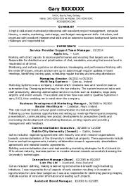 duty manager cv example  imperial hotel    great yarmouth  norfolkgary b