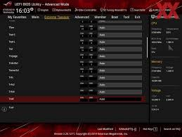 Тест и обзор: <b>ASUS ROG</b> Crosshair VIII Hero (Wi-Fi) - хорошо ...