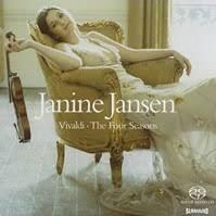 Vivaldi: The Four Seasons - Janine Jansen - SA-CD.net