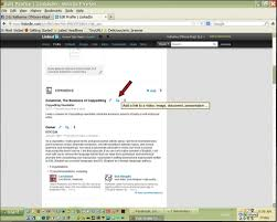 how to upload a new resume on linkedin resume and letter writing update resume linkedin how to upload your resume to linkedin